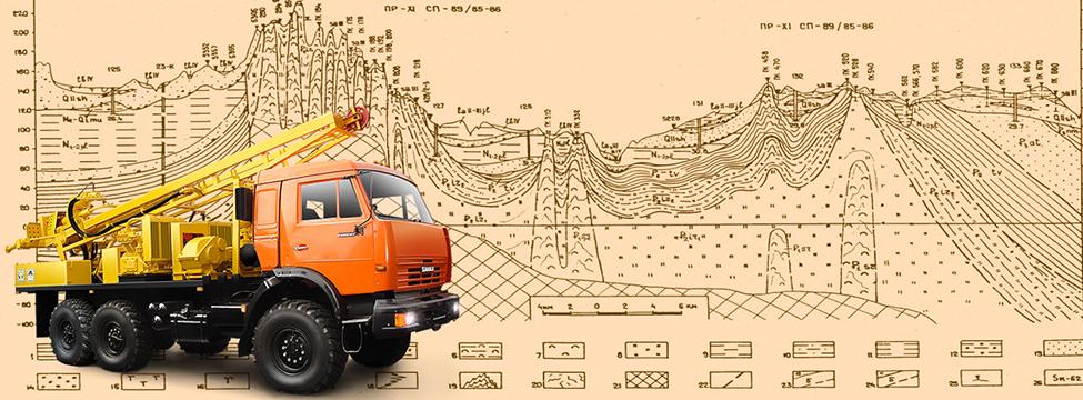 Инженерно-геологическая схема