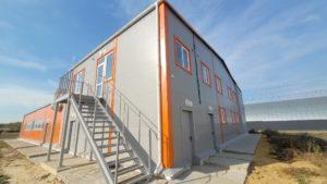 «СтройЭксперт» проверил цех по фасовке строительного клея в Раменском